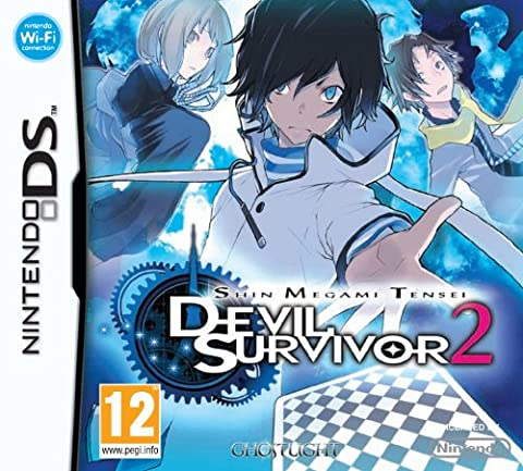 Shin Megami Tensei : Devil Survivor 2 [import