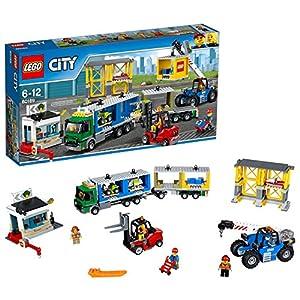 LEGO City 60169 Terminal Merci 5702015866446 LEGO