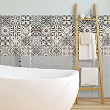 Adesivi bagno piastrelle - Adesivi decorativi per piastrelle ...