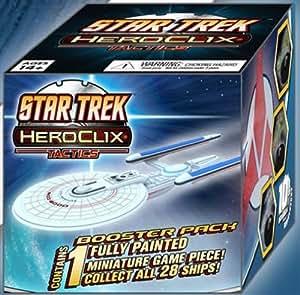 Star Trek Heroclix: Tactics Booster Pack