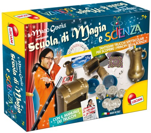 Liscianigiochi 42852 - scuola di magia e scienza
