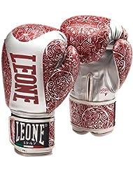 Leone New Maori GN070 Gants de boxe, kick-boxing et boxe thaïlandaise