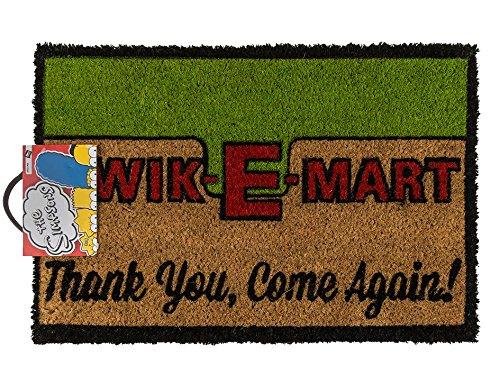OOTB Fußmatte, Kwik-E-Mart, Circa 60 x 40 cm