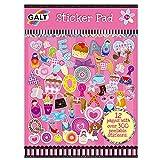 Galt Toys Girl Club Sticker Pad