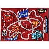 Disney Alfombra Disney A.L. Cars Adventure Rojo/Multicolor size is not in selection ES