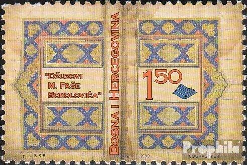 Prophila Collection Bosnien-Herzegowina 176 (kompl.Ausg.) 1999 Geschichte der Religion (Briefmarken für Sammler) Religion