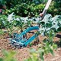 GARDENA combisystem-Sternfräse mit Jätemesser: Gartenfräse zur Saatvorbereitung und Bodenlockerung, 14 cm Arbeitsbreite, aus hochwertigem Qualitätsstahl, Duroplast-beschichtet, Sternräder verzinkt (3195-20) von Gardena - Du und dein Garten