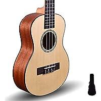 Kadence Ukulele Concert 24 inch, Spruce Top with Bag (Acoustic)