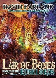 The Lair of Bones (Playaway Adult Fiction)