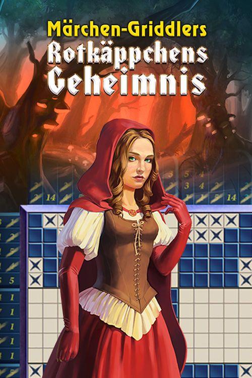 Märchen-Griddlers: Rotkäppchens Geheimnis [PC Download] -