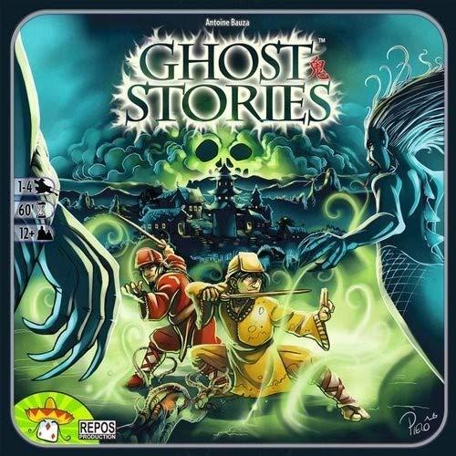 Team Chinese Box (Asmodee - Repos 200514 - Ghost Stories)