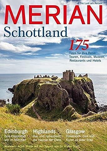 MERIAN Schottland (MERIAN Hefte)