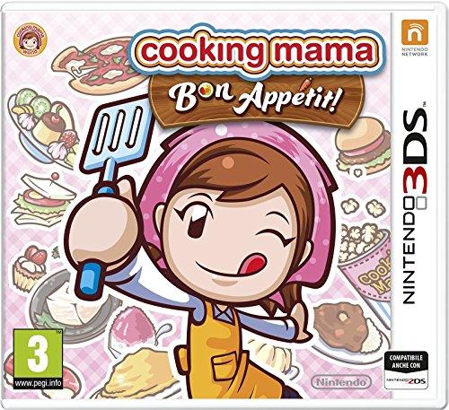 Cooking Mama Bon Appetit!