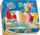 Schöller - Family Box Eis 7er TK Speiseeis am Stiel - 368g
