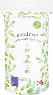 Bambino Mio, mioliners (biologisch abbaubares windelvlies), 160 stück rolle