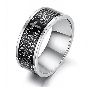 Modeschmuck ring schwarz