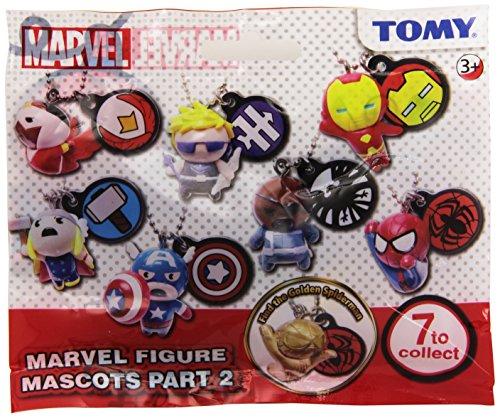 Tomy - T8865EU - Figurine - Dangler Marvel N°2 - Modèle Aléatoire