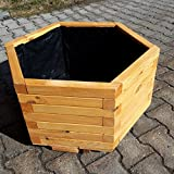 blumenk bel pflanzkasten arno 70 x h30 cm garten. Black Bedroom Furniture Sets. Home Design Ideas
