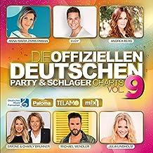 Die Offiziellen Dt.Party & Schlager Charts Vol.9