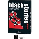 moses. black stories Medizin Edition, 50 rabenschwarze Rätsel, Das Krimi Kartenspiel