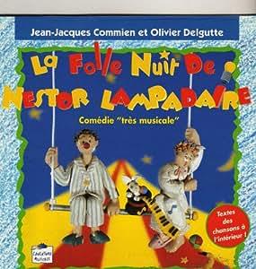 La Folle Nuit De Nestor Lampadaire
