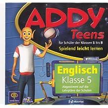 Addy Teens, Spielend leicht lernen, Englisch Klasse 5, 2001