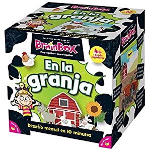 Brain Box Juego de Memoria En La Granja (Sony Computer E.ESPA¥A,SA 1)