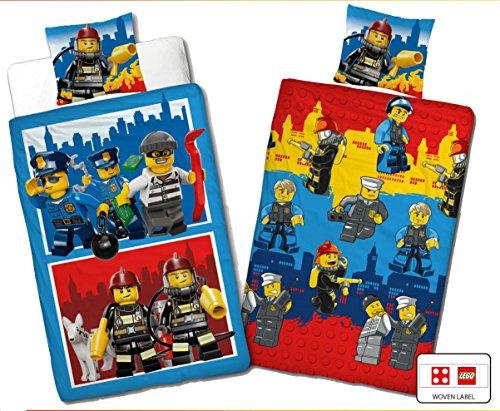 Kinder Bettwäsche Lego