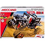 Best 2 Person Games - Meccano 6037616 Off Road Rally Jeep 25 Model Review