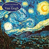 Van Gogh 2018 Calendar