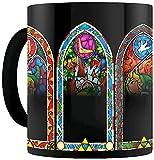 The Legend of Zelda Tasse Link Thermoeffekt Farbwechsel, Keramik, Mehrfarbig, 10 x 8 x 10 cm, 2