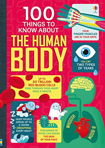 100 Things To Know About the Human Body por Various