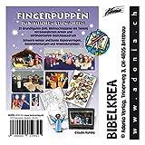 CD Fingerpuppen: 21 Figuren zu biblischen Geschichten