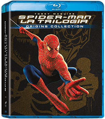 Spider-Man 1-3 (Edición 2017) [Blu-ray]