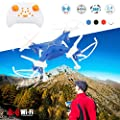 Cewaal Hanbaili RC Quadcopter Drone Without Camera?Drone With Altitude Hold Easy to Fly for Beginner?Christmas gift for kids by Cewaal