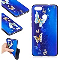 Huawei P9 lite mini Case, Huawei Y6 Pro 2017 Case, BONROY® Huawei P9 lite mini/Huawei Y6 Pro 2017 Fashion colorful pattern Case Bumper Transparent Soft Gel Shockproof Case Resist Protection Shell for Huawei P9 lite mini/Huawei Y6 Pro 2017