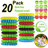 Best Baby Mosquito Repellents - Baby Mosquito Repellent Bracelet Meiso All Natural, Deet Review