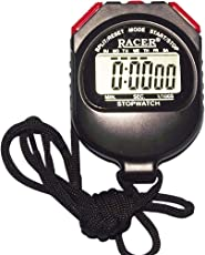 Texla Scientific Instruments Plastic Red Digital Stopwatch