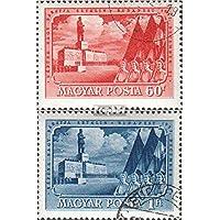 Hungría 1216-1217 (completa.edición.) 1951 cumpleaños Stalins (sellos para los coleccionistas)