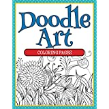 Doodle Art Coloring Pages: Coloring Books for Kids