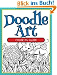 Doodle Art Coloring Pages: Coloring B...