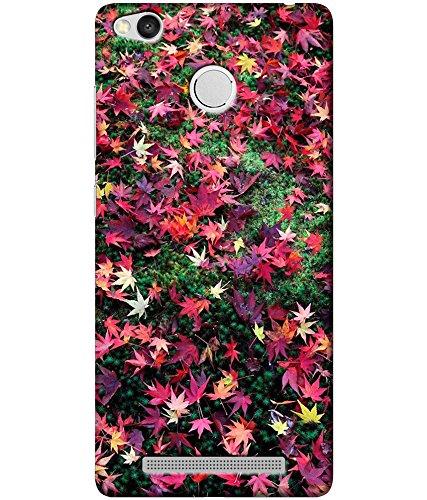 """Fashionury""""Protection Premium"""" Designed Soft Silicon Back Case Cover for Redmi 3s Prime"""