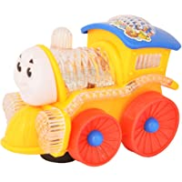Zest 4 Toyz Bump and Go Action, Funny Loco, Musical Train Engine Toy for Kids and Toddlers | Toy Train for Kids…
