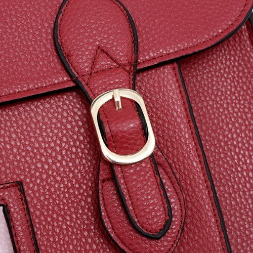 Yasmin Bags, Cartable pour Femme - Red Y12345