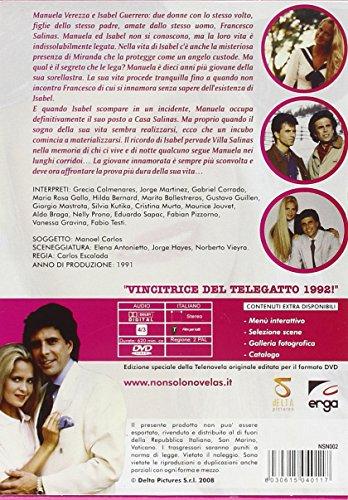 4 dvd telenovelas manuela