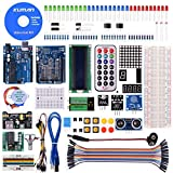 kuman Más Completo y Avanzado de Mega Starter Kit para Arduino R3 con Guías...