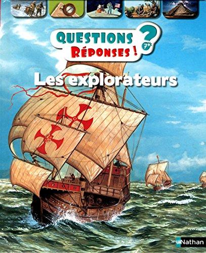 Les explorateurs - Questions/Réponses - doc dès 7 ans (23)
