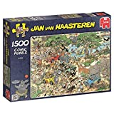 Jumbo 17016 - Jan van Haasteren - Safari - 1500 Teile