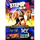 Step Up (5 Movie Collection) - 5-DVD Box Set