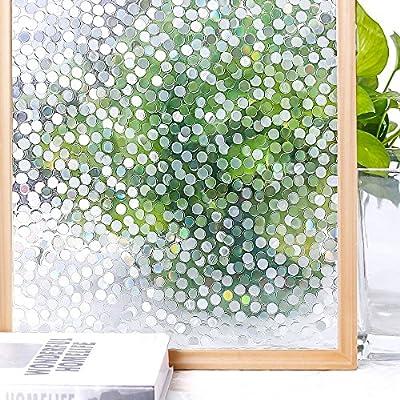 Homein Spiegelfolie Fensterfolie Selbstklebend Sonnenschutzfolie Sichtschutzfolie Verdunkelungsfolie Tönungsfolie Wärmeisolierung UV Schutz von HOMEIN CO.,LTD - TapetenShop